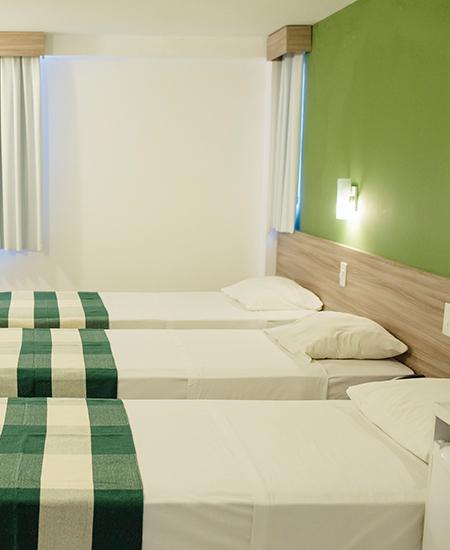 1 - Vela Branca Praia Hotel - Recife